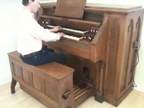 Complete - 1909 Estey Reed Organ