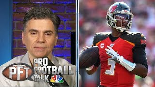NFL Free Agency: Jameis Winston's market remains a mystery | Pro Football Talk | NBC Sports