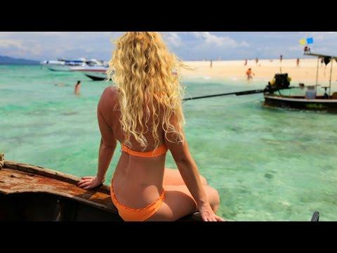 Thailand Trip GoPro | Travel to Best Beaches | Thailand Backpacking Vacation (лучшие пляжи Тайланда)