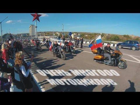 ЗАКРЫТИЕ МОТО СЕЗОНА 2019 в ЛНР / SJCAM SJ8 PRO Video