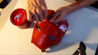 #33: Iron Man Mark 42 Helmet Part 6 - Primer, Car Putty, Sandpaper | How To | Dali DIY