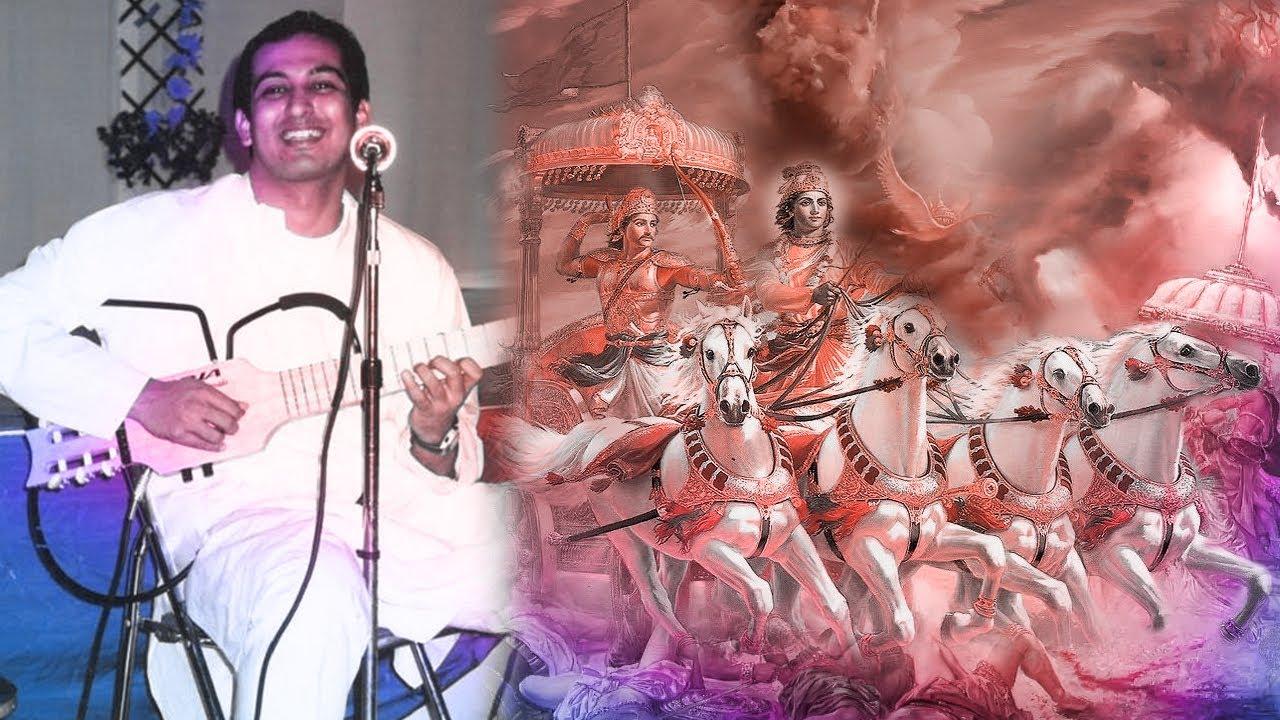Download Achutam Keshavam Vikram Hazra mp3 song Belongs To Hindi Music