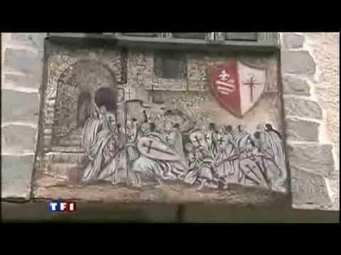 TF1 - Le13H - La Principauté de Seborga - 16 ottobre 2009