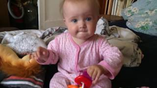 Вундеркинд ребенок 9 месяцев!!!