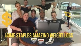 Jaime Staples Amazing Weight Loss