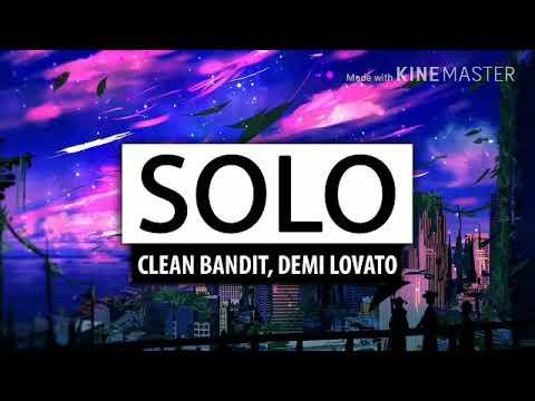 Lagu Barat Clean Bandit Ft Demi Lovato - SOLO