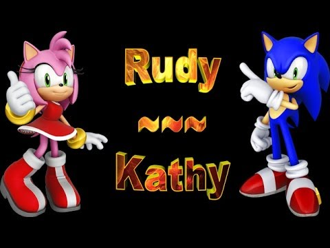 Le 1vs1 Kathy Rudy mais sur Sonic all Star racing transformed