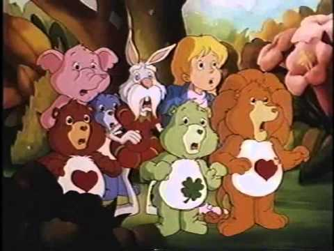 The Care Bears Adventure in Wonderland [ CTD ]