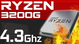 Ryzen 3000 APU's Have Better Overclocking!