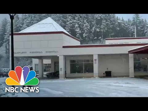 First Severe Reaction To Covid Vaccine Reported In U.S. | NBC Nightly News