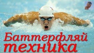 Баттерфляй - техника плавания| Практика| КАК НАУЧИТЬСЯ ПРАВИЛЬНО ПЛАВАТЬ| How to learn to swim|
