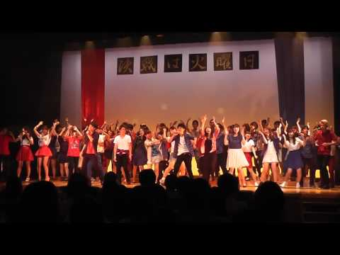 "All for one   ""high school musical cast""(a capella cover by sound arts)"