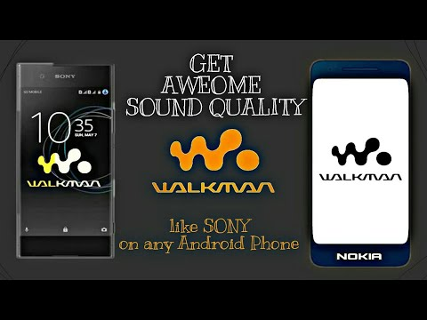 [mod] Sony Walkman + ClearAudio+ Sound enhancement mod for all Android phones