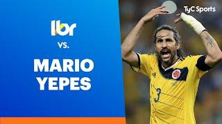 Líbero VS Mario Yepes |