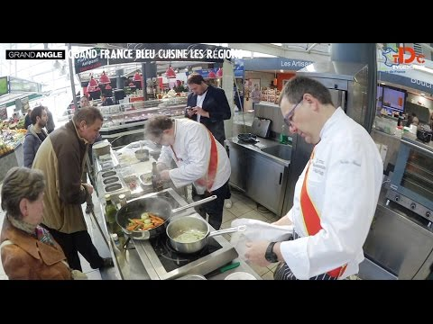 Tvdeschefs france bleu cuisine les r gions youtube for On cuisine ensemble france bleu