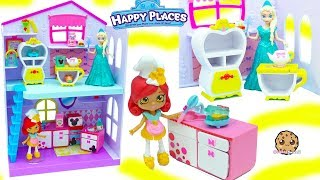 Disney Happy Places Shoppies Waffle Kitchen + Townhouse Dream House Home
