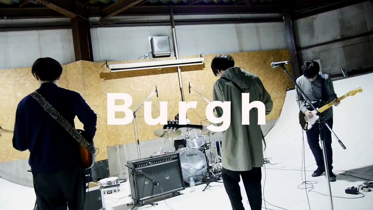 Download Burgh - Void (Live at Trinty B3 Park)