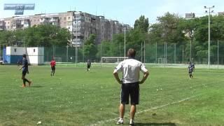 СДЮШОР Черноморец 3:0 ДЮСШ 11-Черноморец (1 тайм)