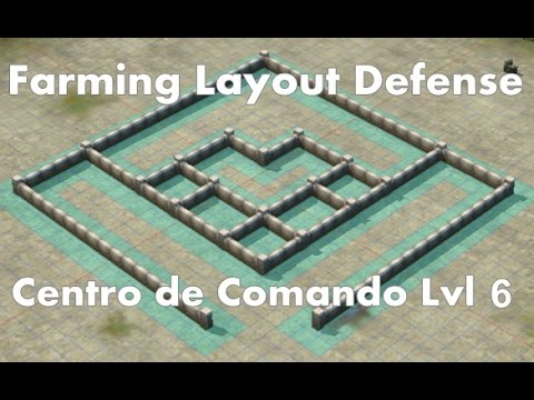 Call of Duty: Heroes - Command Center Level 6 - Best Farming ...