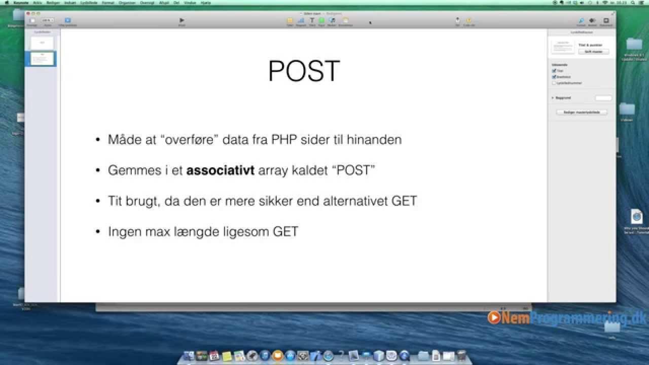 hvordan man opretter et dating site i php dating agency ep 13 recap