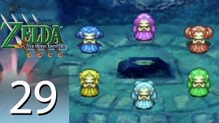 The Legend of Zelda: Four Swords Adventures – Episode 29: The Ice Temple