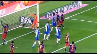 Барселона - Эспаньол (4-1) 06.01.2016 Обзор матча 1/8 Финала