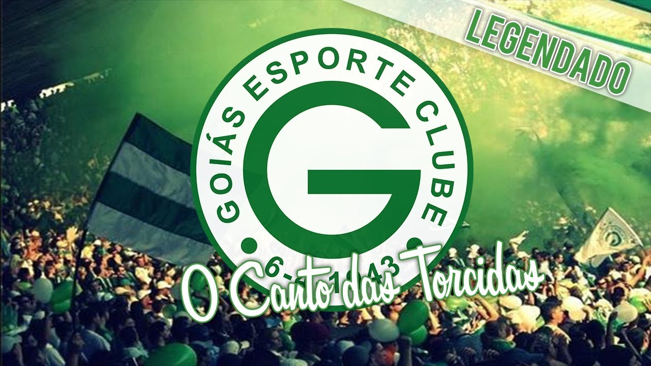 Sou Goiás com muito amor - Goiás [Canto legendado] - O Canto das