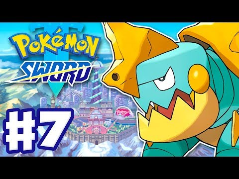 Chewtle Evolves Into Drednaw! - Pokemon Sword And Shield - Gameplay Walkthrough Part 7
