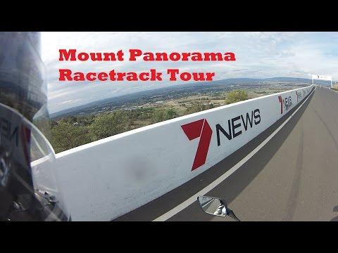 Vlog #10 ; Mount Panorama Race Circuit Tour