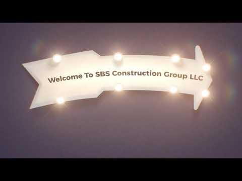 SBS Construction Company Kerrville, TX