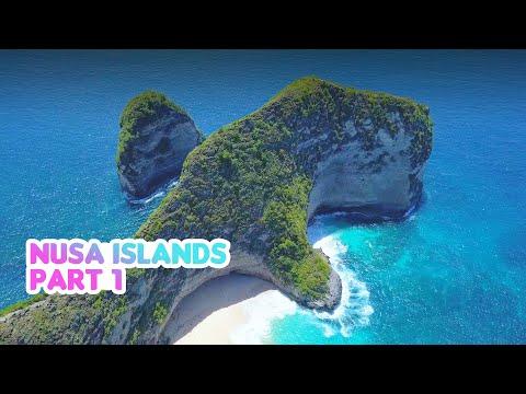 NUSA ISLANDS GUIDE, PART 1 - #BaliGoLiveAdventure #BaliGoLiveDestination
