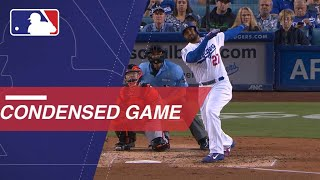 Condensed Game: SF@LAD - 6/15/18