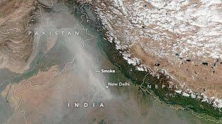 Delhi experiences worst smog in 17 years