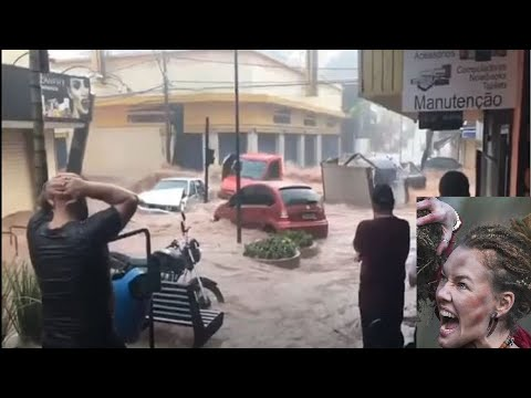 Flooding in China, India, USA (part 2)… Severe Flood Caught on Camera Compilation