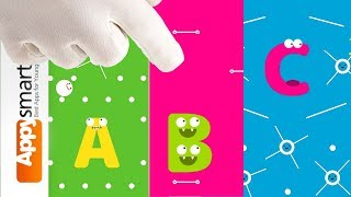 Alphabet Monsters - pinball style educational app for kids (iPad, iPhone, Android)
