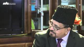 Interview with Maulana Nasim Mahdi at Jalsa Salana USA West Coast 2013