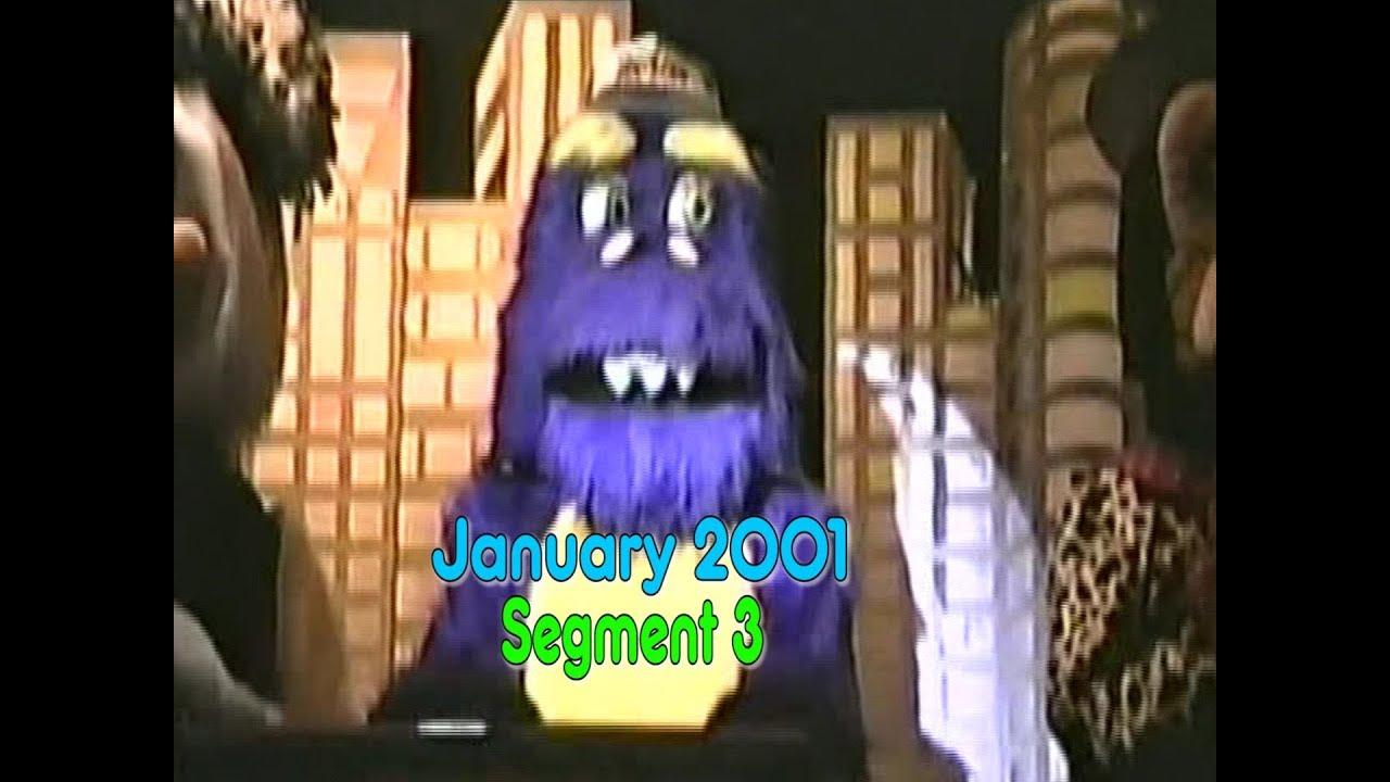 Chuck E Cheese January 2001 Segment 3 Youtube