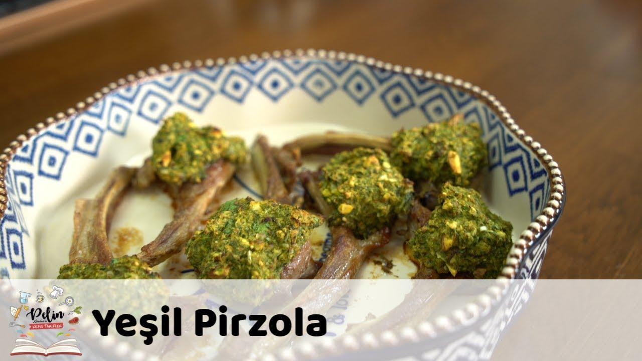Antep Fıstıklı Pirzola