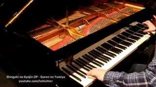 Shingeki no Kyojin OP - Guren no Yumiya (Piano)