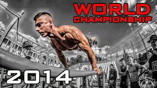STREET WORKOUT WORLD CHAMPIONSHIP 2014 [HD](Street Workout World Championship 2014 organised by WSWCF (www.wswcf.org) and the Moscow Sports Ministry Moscomsport in collaboration with Kenguru ..., 2014-08-03T21:55:54.000Z)