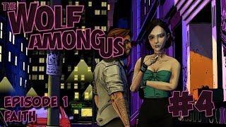 Pelataan The Wolf Among Us Episode 1: Faith p4 [Livestream]
