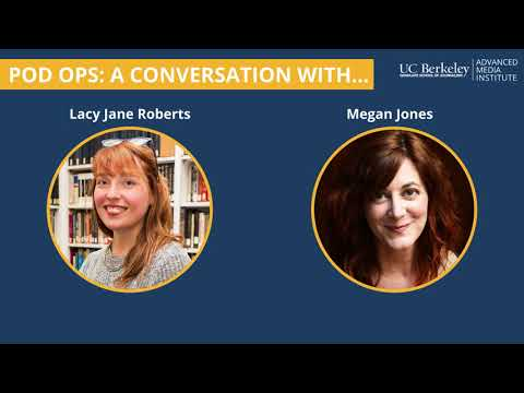 """What is """"pod ops?"""" Behind the scenes of podcasting with Megan Jones & Lacy Jane Roberts"""