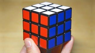 как собрать кубик рубик 3х3 самый легкий способ