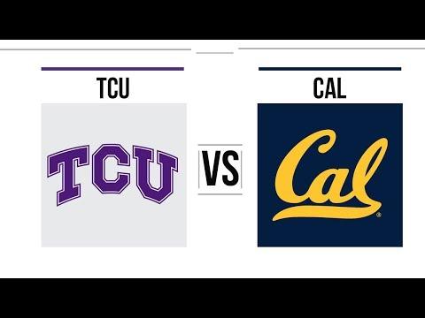2018 Cheez-It Bowl Cal vs TCU Full Game Highlights