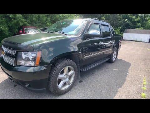 2013 Chevrolet Avalanche 1500 Troy, Albany, Schenectady, Clifton Park, Latham, NY 5746Z