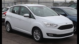Evolution of Ford C Max (2003-2019)