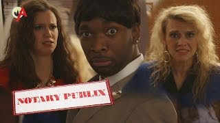 Unions Are for Dock Workers - Notary Publix ft. Jay Pharoah