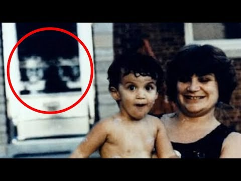 5 Creepy Photos With Disturbing Backstories!