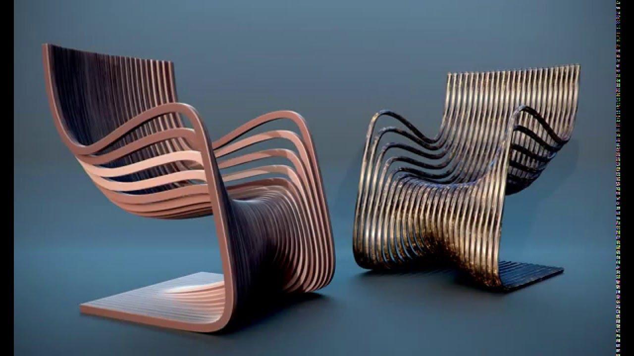 Modeling Pipo Chair Blender  YouTube