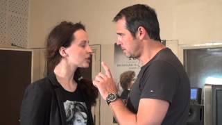 4400 - кастинг - Павел Делонг (СОРОКИН) и Мария Фефилова (ТАНЯ)